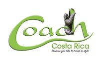 Logo of the CoachCostaRica site in Costa Rica