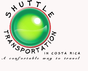 Logo of the ShuttleTransportation site in Costa Rica
